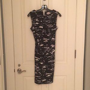 Michael Kors Size 4 Never Worn Print Dress